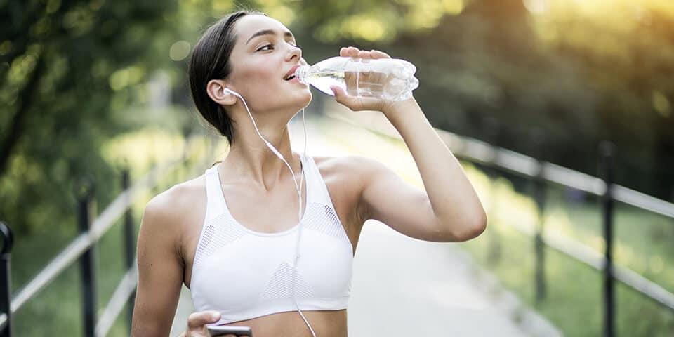 Water Helps Keep Muscles Healthy