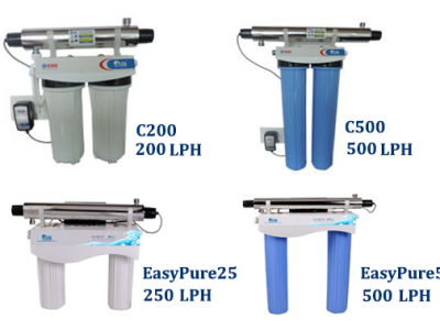 Commercial UV Water Purifiers
