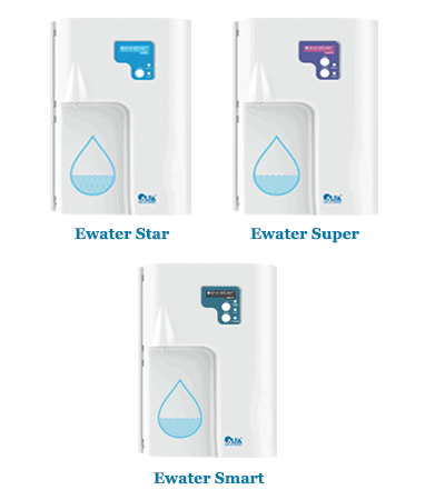 Ewater – UV Home Water Purifiers