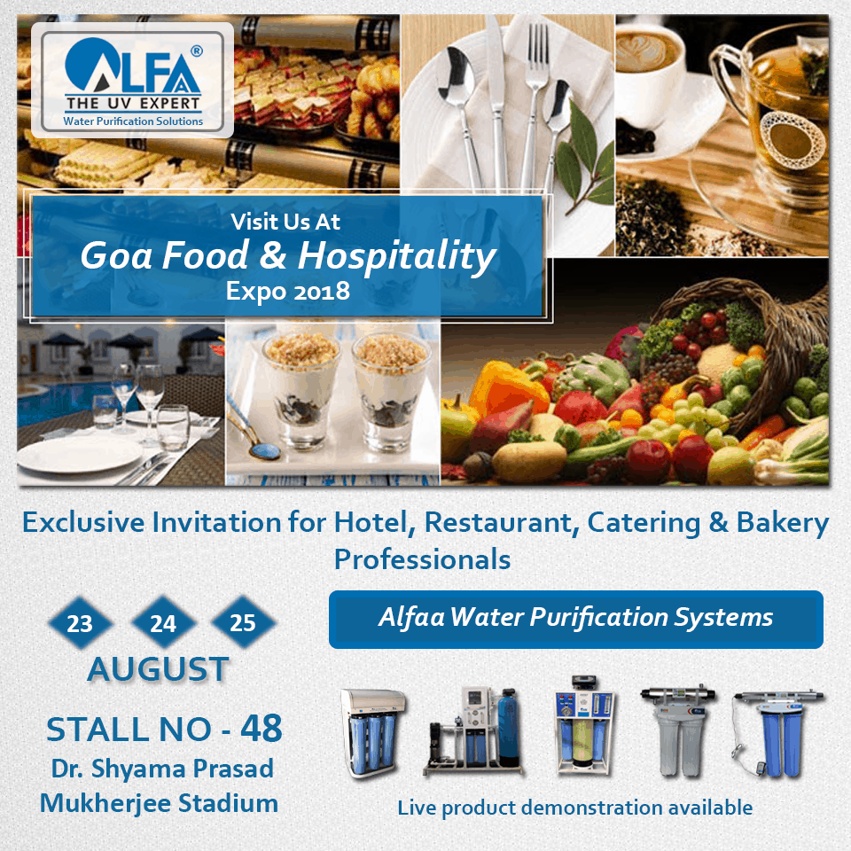 Goa Food & Hospitality Expo – 2018