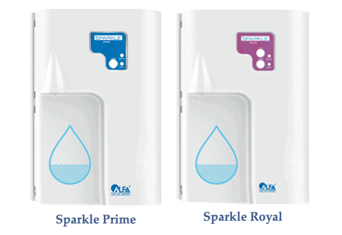 Sparkle UV Water Purifiers