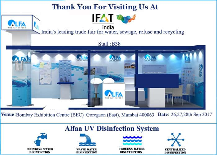 IFAT India Expo – 2017