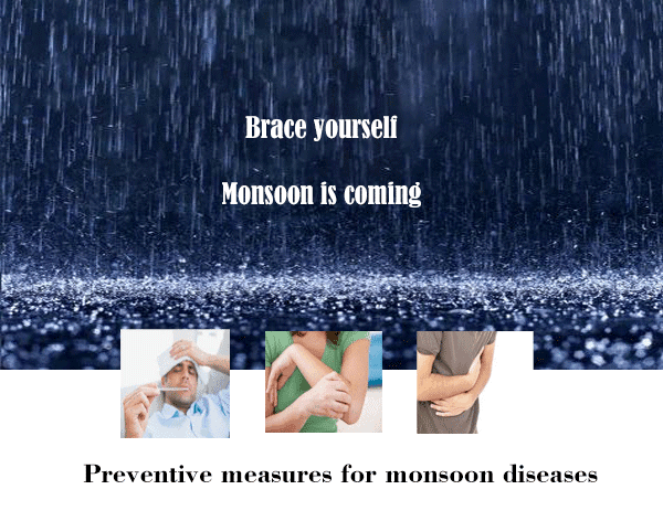 Preventive measures for water related and waterborne diseases