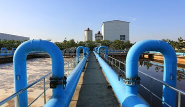 Waste Water UV Treatment