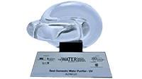 Water Digest Award- Best Domestic water purifier in India