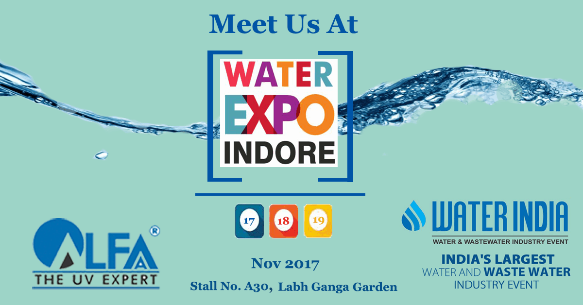 Water India Water Expo – 2017