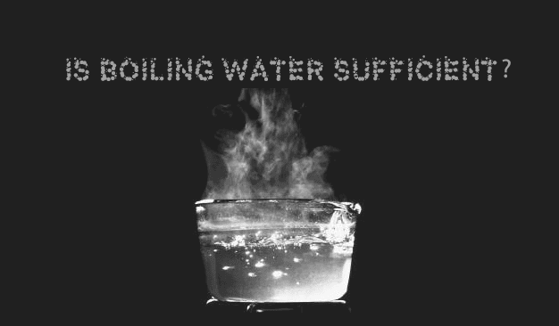 Boiling water Vs. Water Purifier