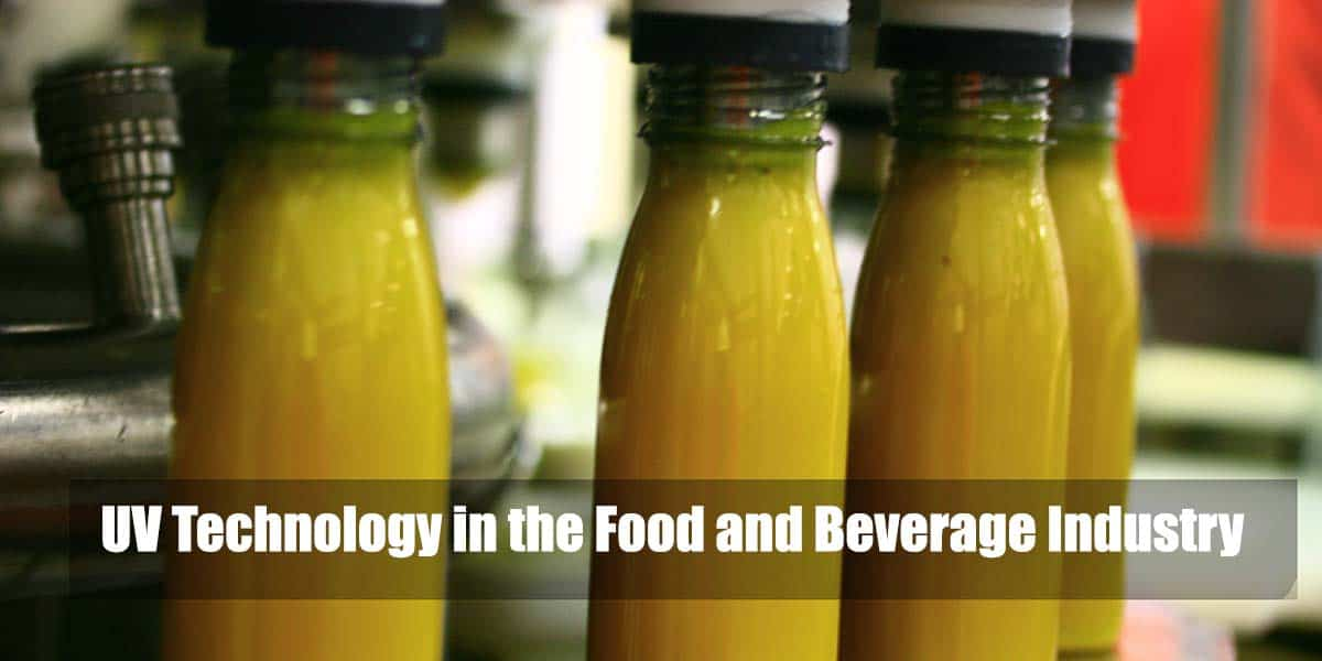UV technology in the F & B industry- Article by Ankur Parikh