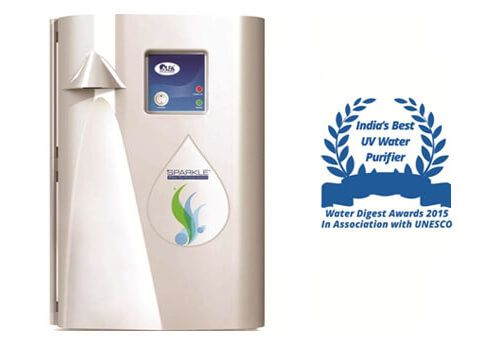 Sparkle UV Water Purifier - The perfect amenity for your elite customers