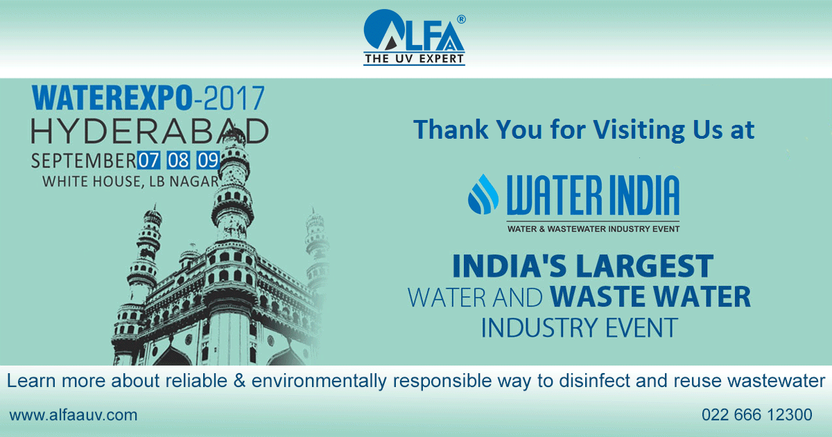 Water Expo – 2017