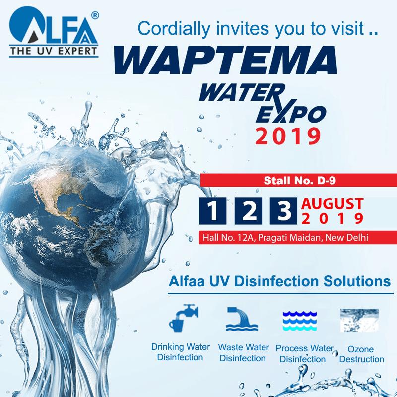 Waptema Water Expo – 2019